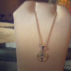 Jewelry - Saint Benedict medal San Benito